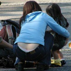 近所の人妻奥さんがエロい尻を見せてくれる画像、今週のまとめ[13枚]