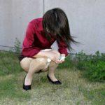 女の子がオシッコ放尿してる画像、今週のまとめ[23枚]