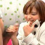 20代の新妻が嬉しそうに手コキしる画像、どれが一番抜ける?[15枚]