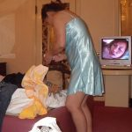 デカチチ巨乳の団地妻がホテルでHになってる画像が最高にアツい[25枚]