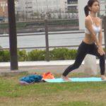 【画像+動画】公園で意気投合した色っぽいスポーツ娘が騎乗位で喘ぐ画像がめちゃシコ[25枚]