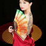 刺青&タトゥーが入った極道の姉さんがエロい事してる画像の観賞会はコチラww[54枚]