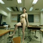 色気のある高校教師がエロい事してる画像がアツい![25枚]