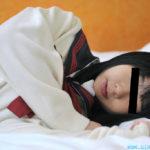 Eカップ巨乳のふっくらおっぱいの女子高コス娘が生ハメ&中出しされてる画像をうp[26枚]