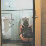 色気のあるギャルが公園とか駅トイレで奴隷SEXされてる画像をうp[38枚]