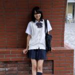 色気のある女子高コス娘が制服姿でHなトコ出してる画像をうp[27枚]