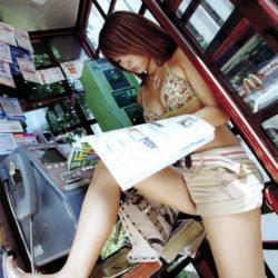 美人がショーパン&ホットパンツでエロい尻を見せてくれる画像がたまらんエロさ[37枚]