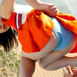 色気のあるお姉さんがエロい美脚とか太もも晒してる画像がエロ過ぎてヤバイです[38枚]