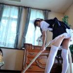 結構可愛いメイドお姉さんがエッチなサービスしてくれる画像で今からオナニーしてくる[32枚]