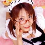 眼鏡娘が卑猥なボディを見せてくれる画像で、まったりシコシコ[34枚]