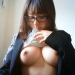 可愛い眼鏡娘がエロくなってる画像が勃起不可避ww[25枚]