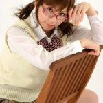 超絶エロ可愛いメガネお姉さんが制服でエッチになってる画像、今週のまとめ[45枚]