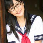 美人すぎるメガネお姉さんが制服でHな事してくれる画像が欲しいんだが[45枚]