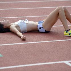 エロいカラダしたスポーツ娘が卑猥な目線で撮られた画像、俺氏が3回抜いたのがコチラ[32枚]