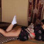 美人さんが着物・和服でエロエロになってる画像で、まったりシコシコ[32枚]
