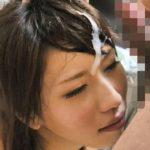 結構可愛いお姉さんが生ハメ&顔射されてる画像がエロ過ぎてヤバイです[7枚]