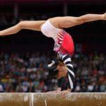エッチ好きそうな体操選手がマンスジ出してる画像がたまらんエロさ[18枚]