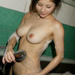 エッチな美人さんが露天風呂でオトナの悪戯してくれる画像がマジエロ過ぎ[42枚]