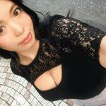 【画像+動画】某ネット掲示板で知り合ったデカチチ巨乳のエッチ盛り19歳の黒髪のお姉さんがエロい体で誘惑してくる画像のエロさは最強[25枚]